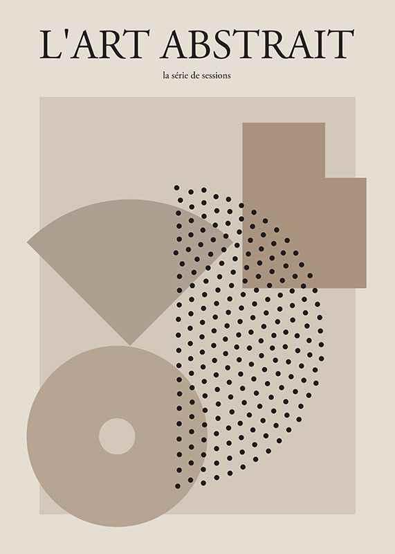 L'art Abstrait No1-1