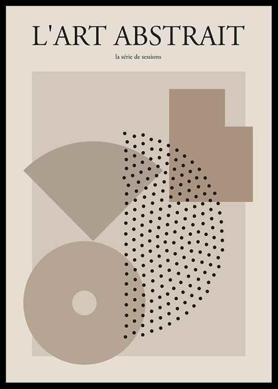 L'art Abstrait No1