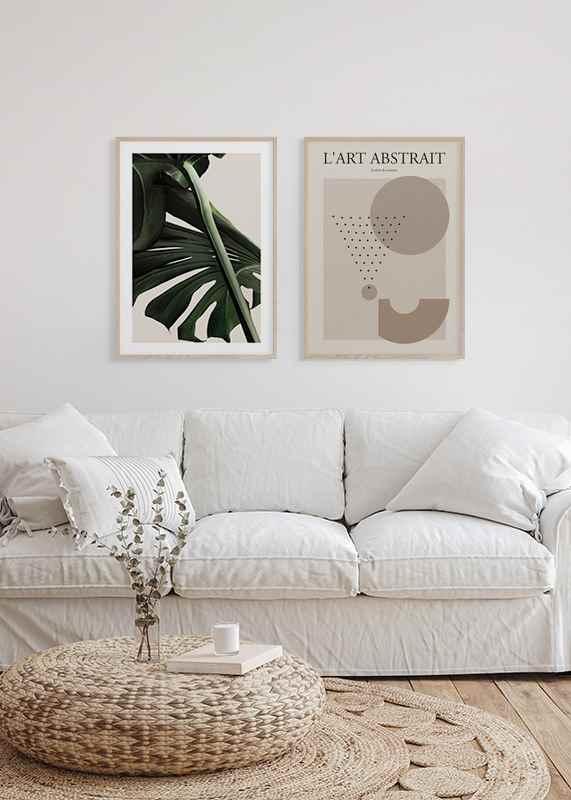 L'art Abstrait No3-2