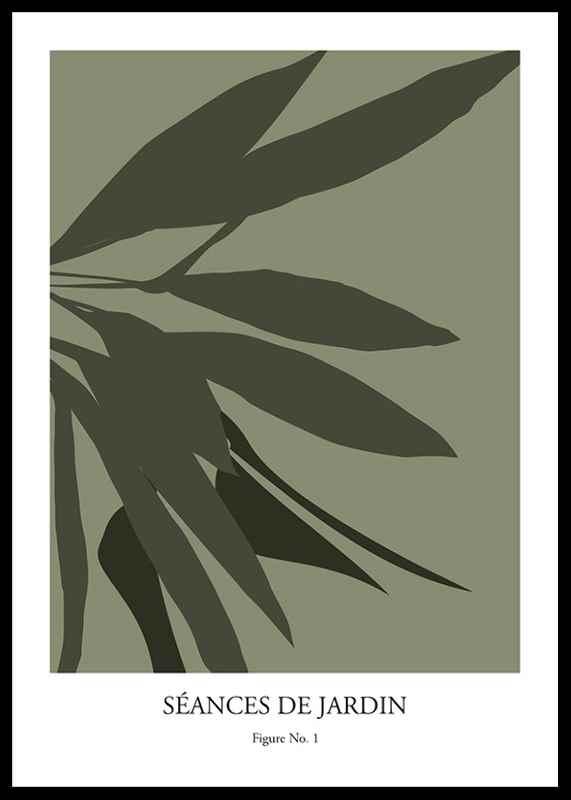 Botanical Graphic No1-0