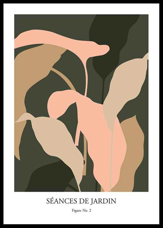 Botanical Graphic No2