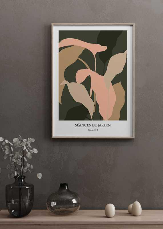 Botanical Graphic No2-2