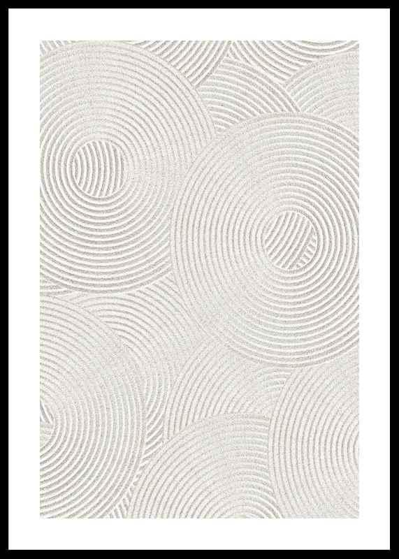 Zen Circle Pattern