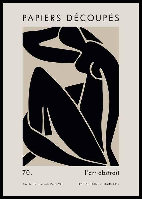 Matisse Cutout Woman-0