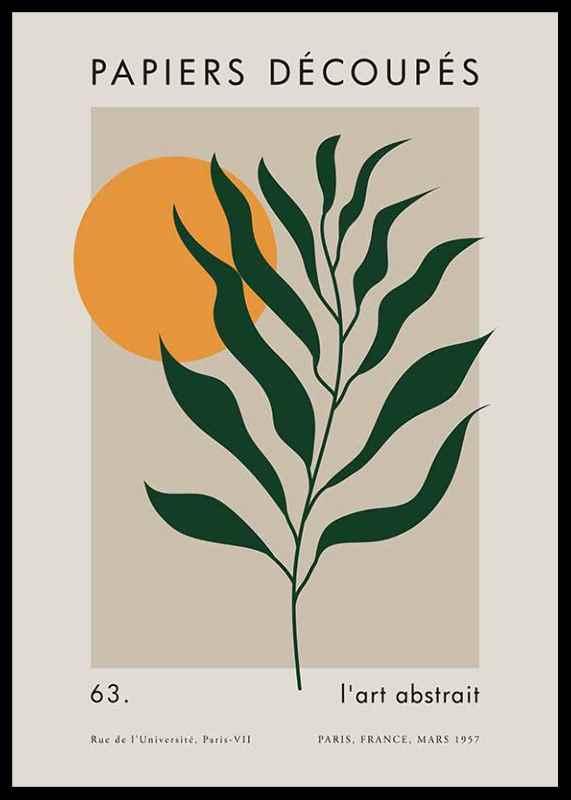 Matisse Cutout Green-0