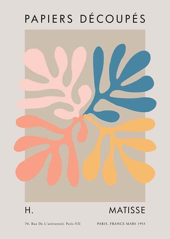 Matisse Cutout Colors-1