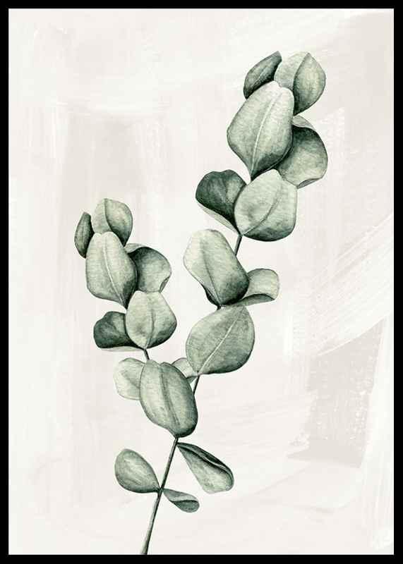 Eucalyptus Watercolor-2