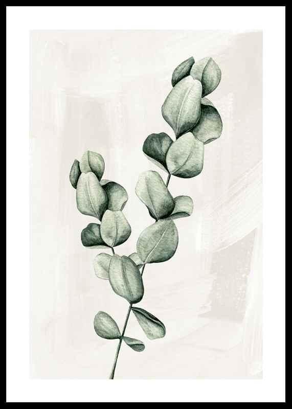Eucalyptus Watercolor-0