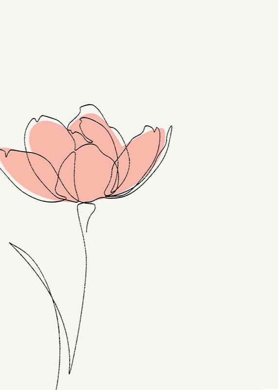 Cutout Flower No1-3