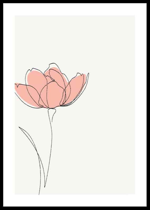 Cutout Flower No1-0