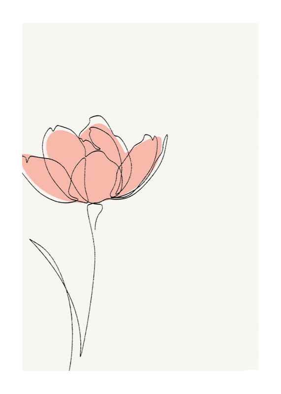 Cutout Flower No1-1