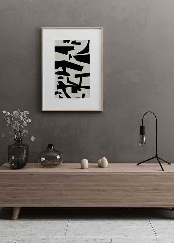 Minimalistic Art No2-4