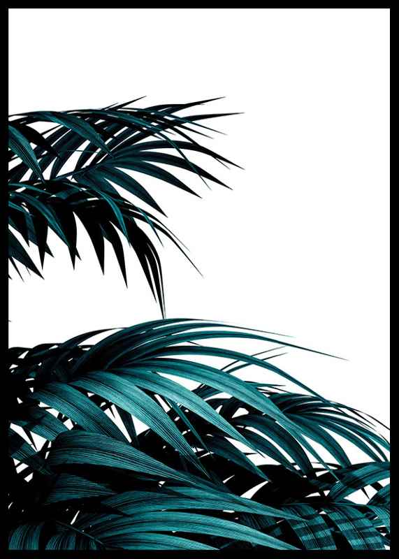 Palm Leaves Modern-2