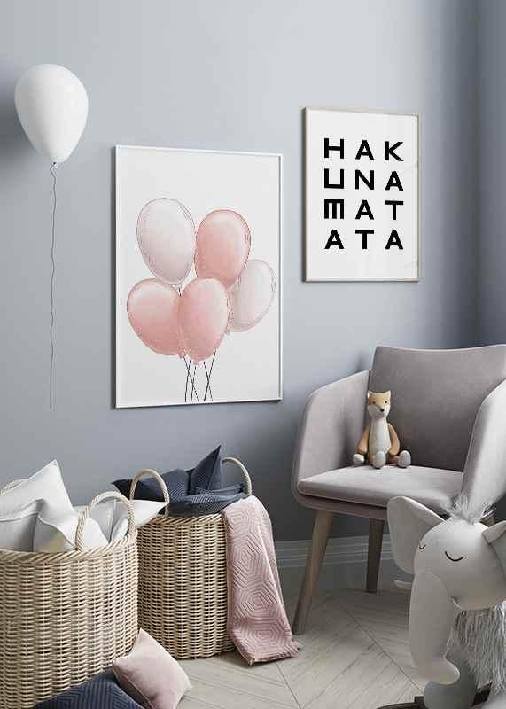 Pink Balloons-2