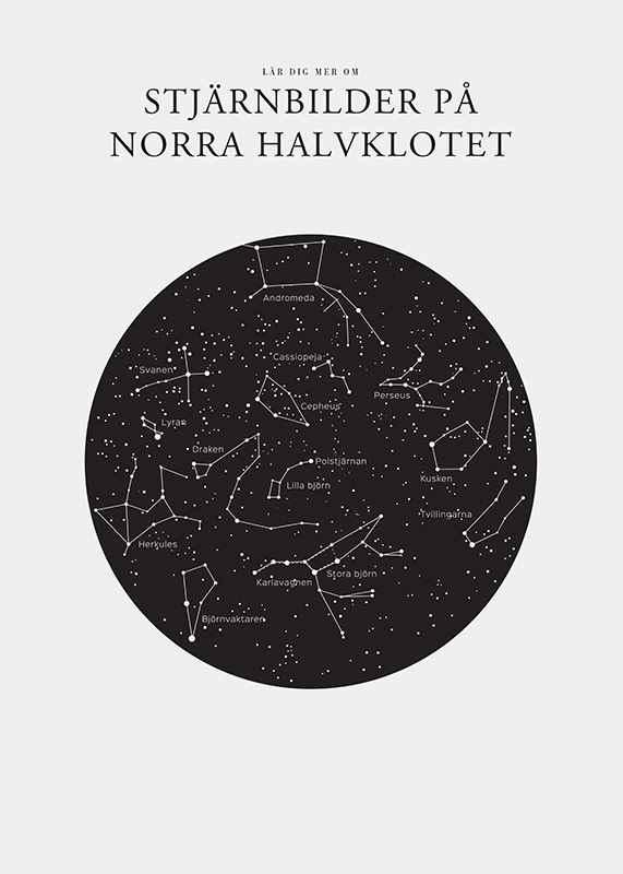 Stjärnbilder På Norra Halvklotet-3