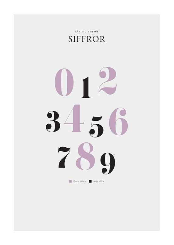 Siffror-1