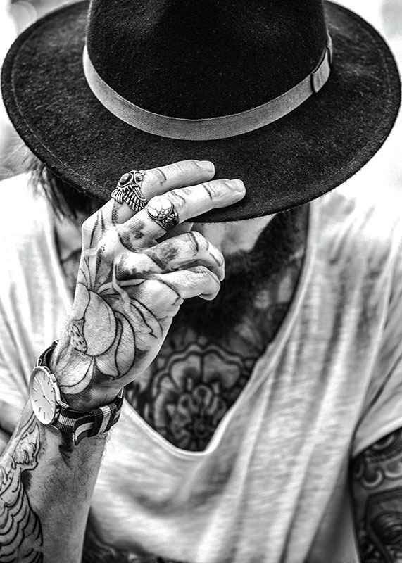 Casual Tattoo-3