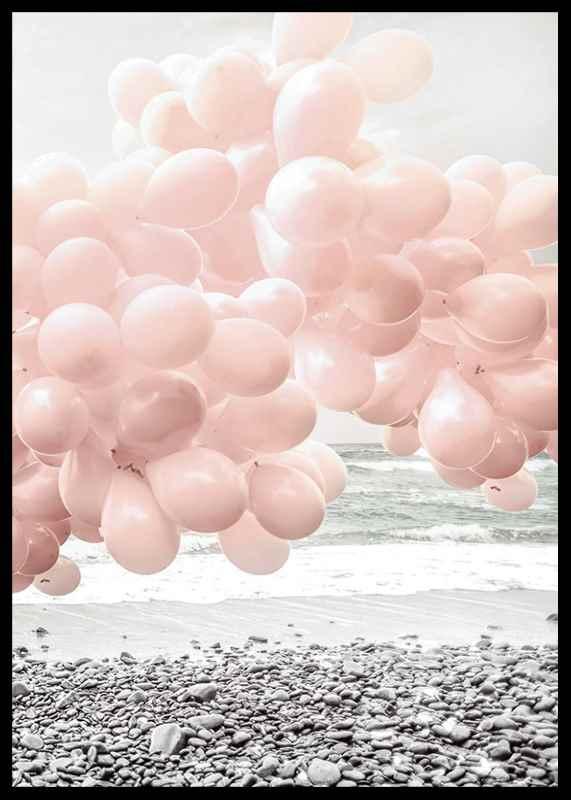 Pink Balloons No2-2