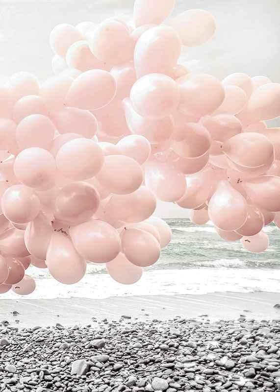 Pink Balloons No2-3