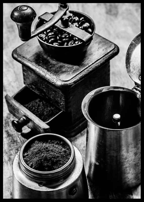 Coffee Mill-2