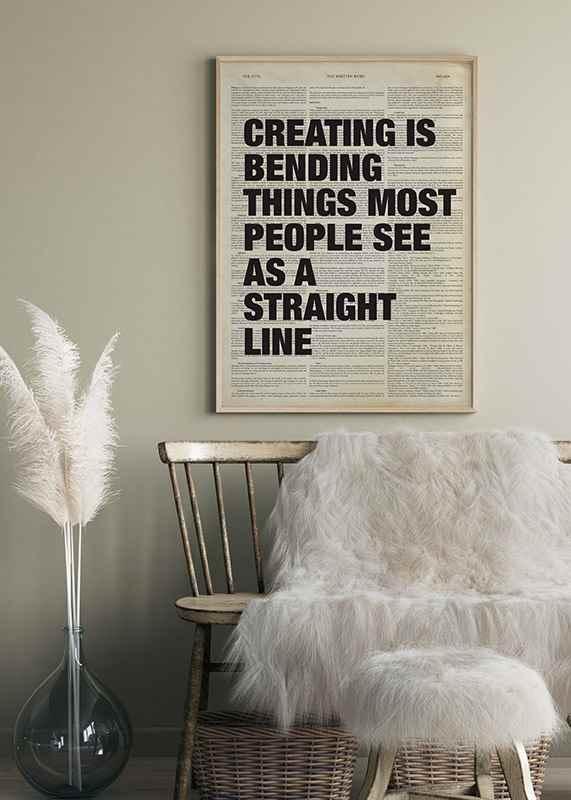 Creating Is Bending-2