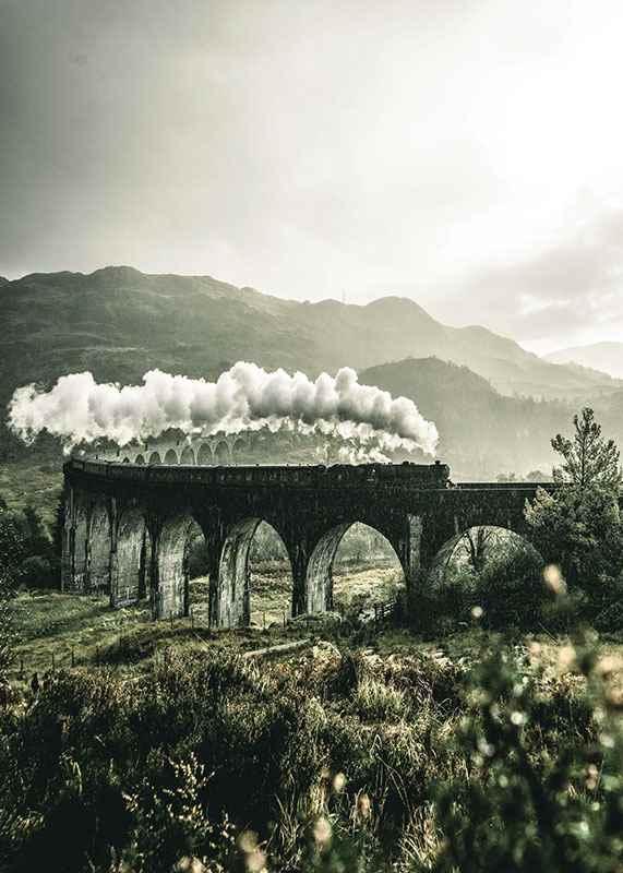 Glenfinnan Railway-3