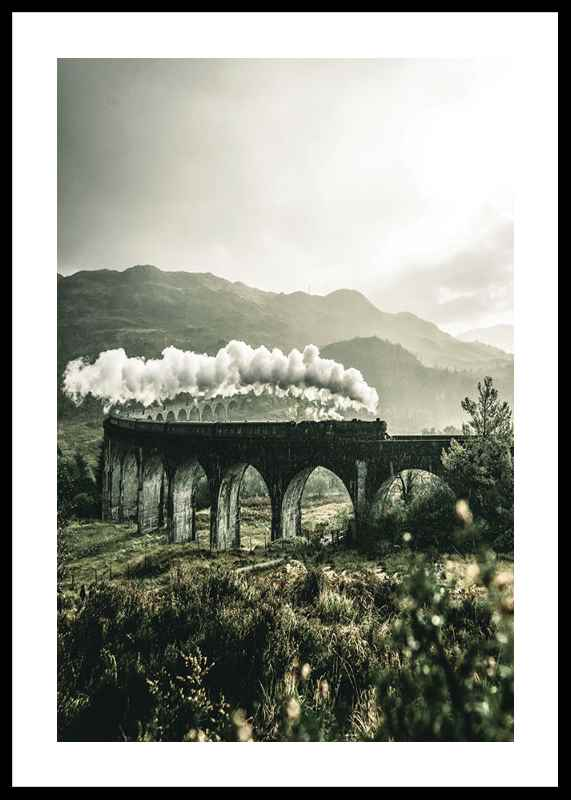 Steam Locomotive-0