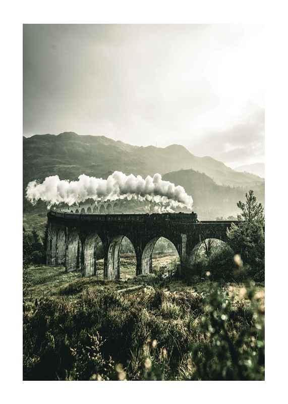 Steam Locomotive-1