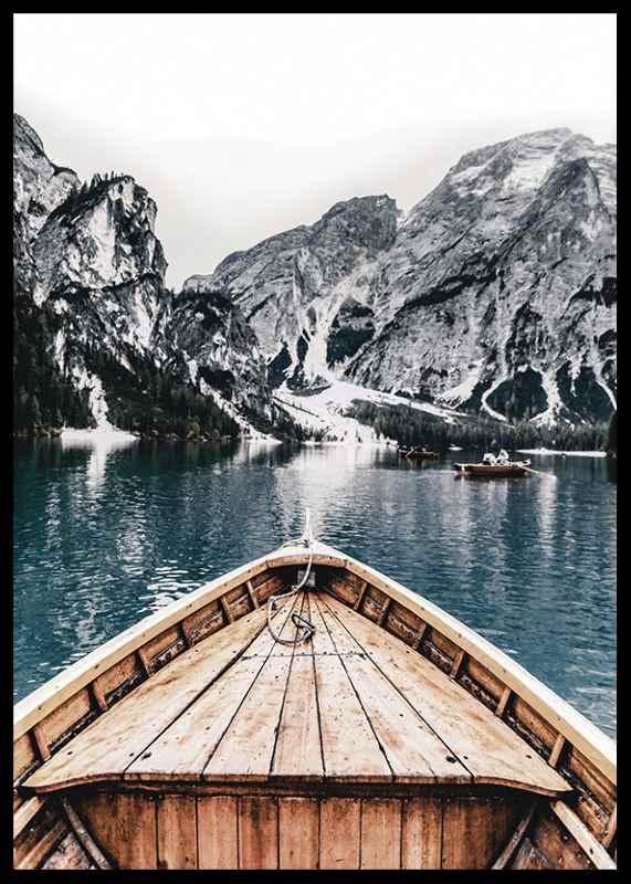 Braies Lake No1-2
