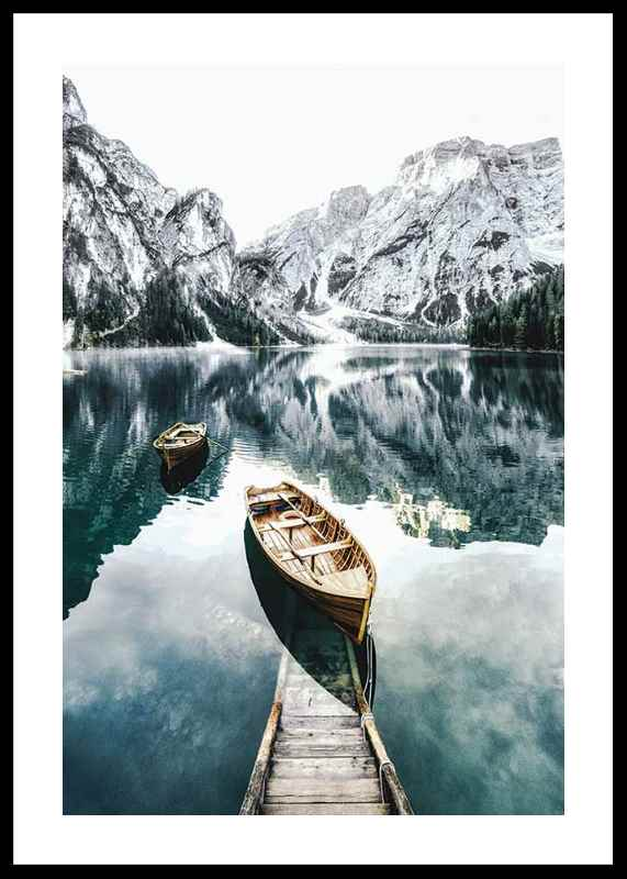 Braies Lake No2-0