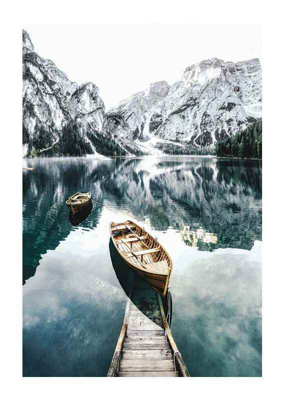 Braies Lake No2-1