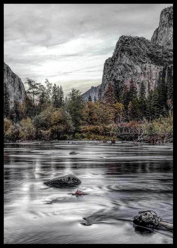 Yosemite River-2