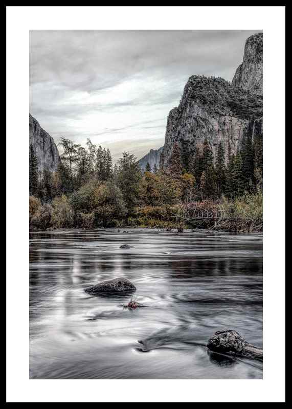 Yosemite River-0