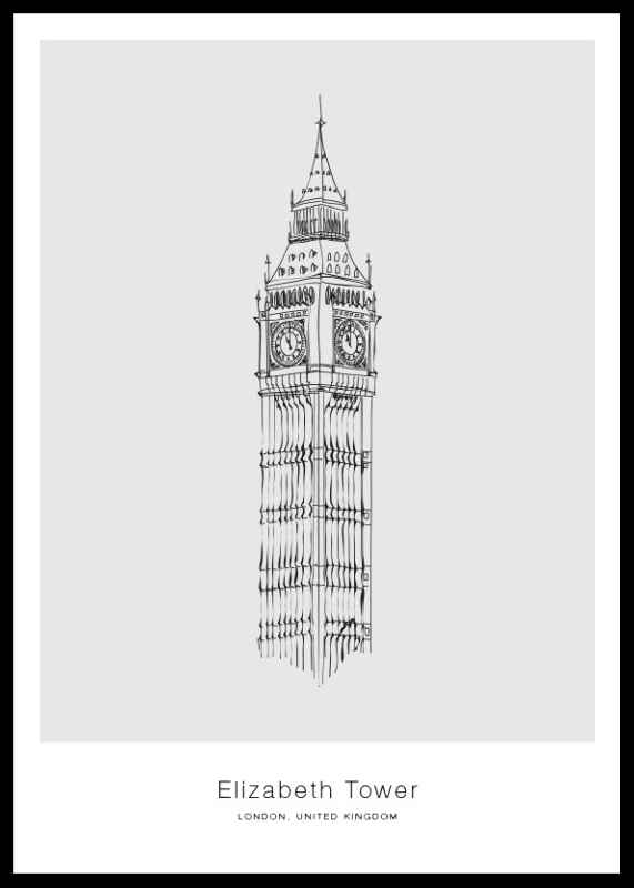 Elizabeth Tower-0