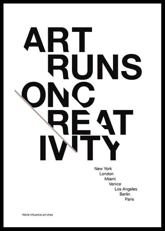 Art Runs On Creativity-0