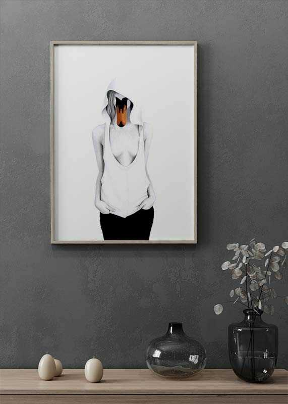 Swan lady-2