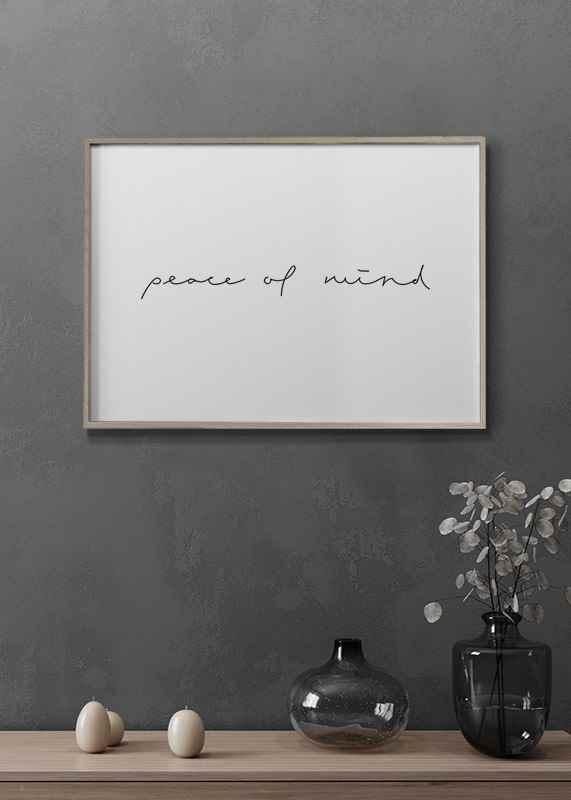 Peace of mind-4