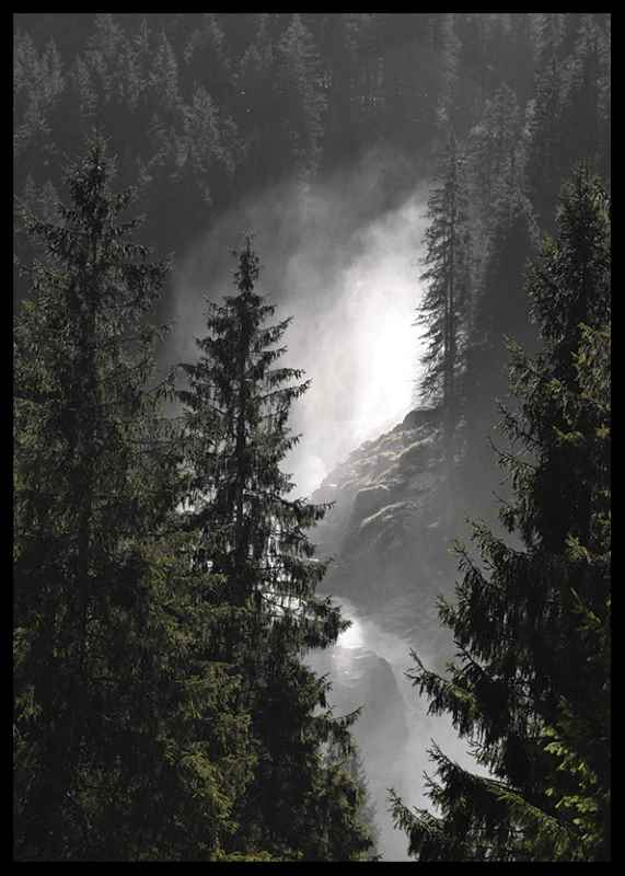 Krimml Waterfalls-2