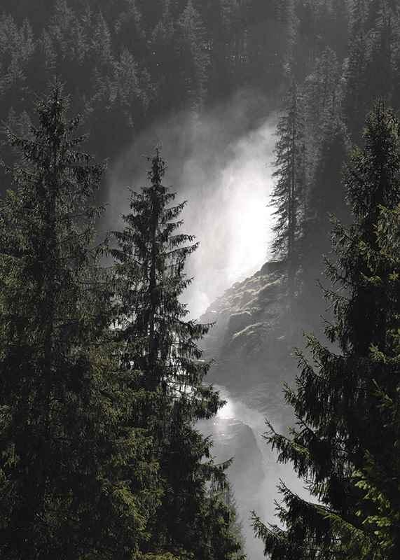Krimml Waterfalls-3