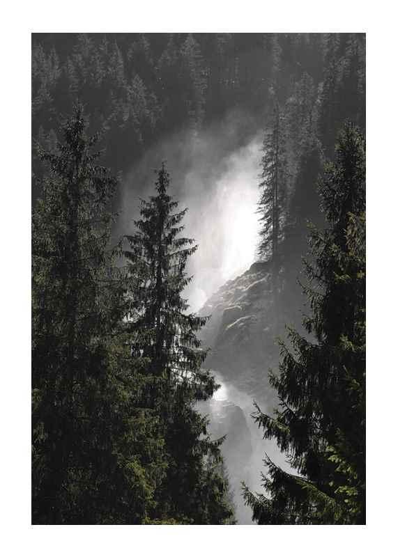 Krimml Waterfalls-1