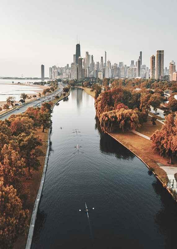 Autumn City-3