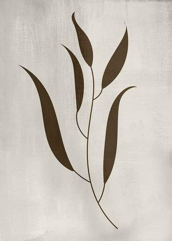 Plant Art No1-3