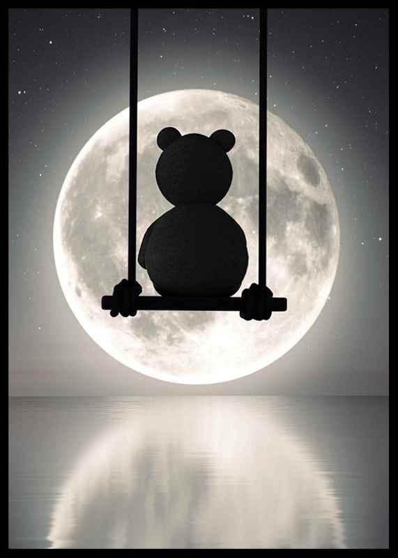 Teddy Moon-2