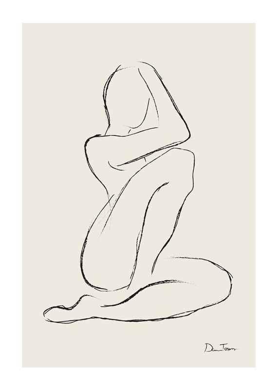 Pose Femenine-1