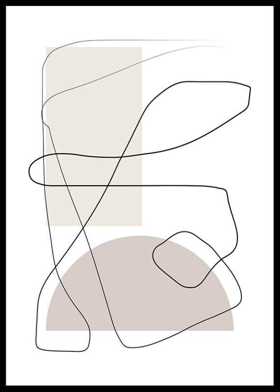 Art des Lignes No1-2