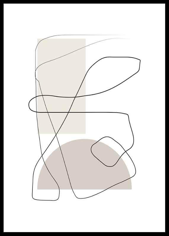 Art des Lignes No1-0