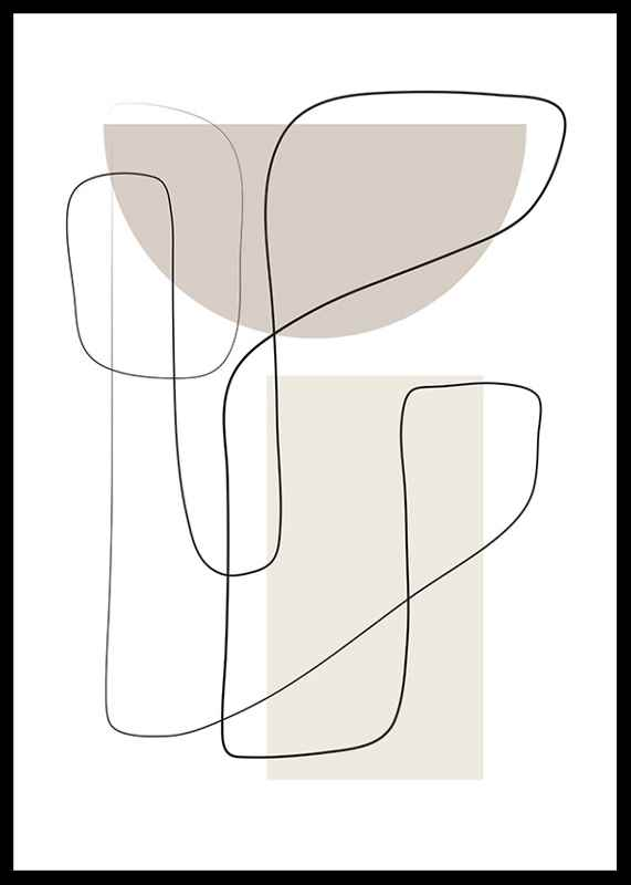 Art des Lignes No2-2