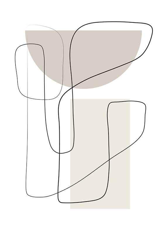 Art des Lignes No2-3