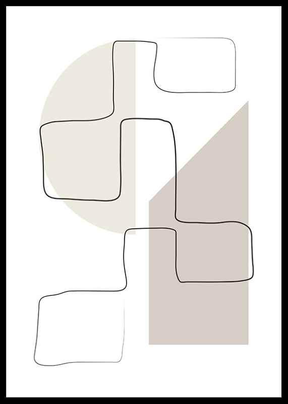 Art des Lignes No3-2