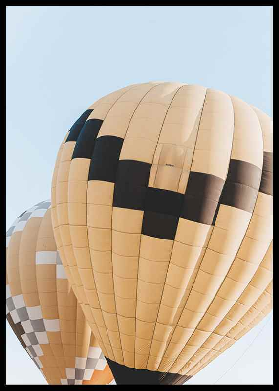 Yellow Air Balloons-2